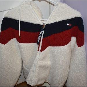 Tommy Hilfiger Fuzzy Jacket
